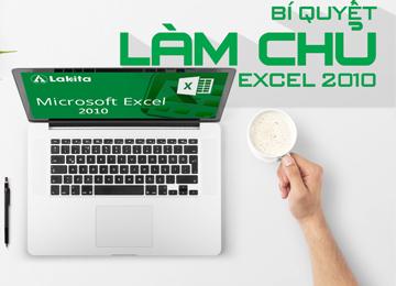 Bí quyết làm chủ Excel năm 2019, học excel cơ bản, hoc excel co ban, excel kế toán, excel ke toan, làm chủ hóa đơn chứng từ, lam chu hoa don chung tu, lập báo cáo tài chính, lap bao cao tai chinh