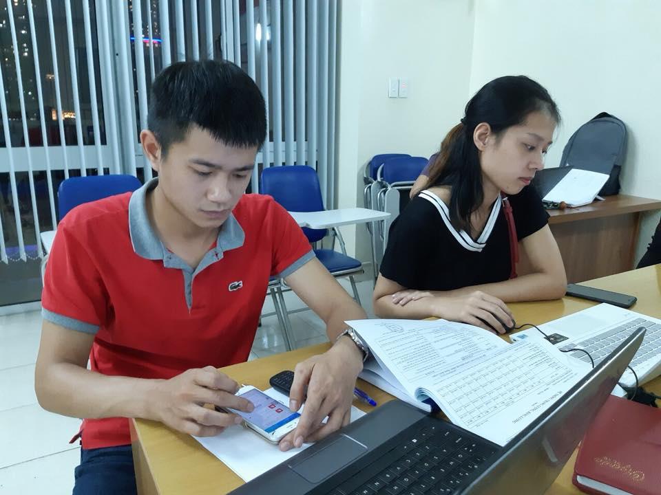 học excel cơ bản, excel cho kế toán, tự học excel